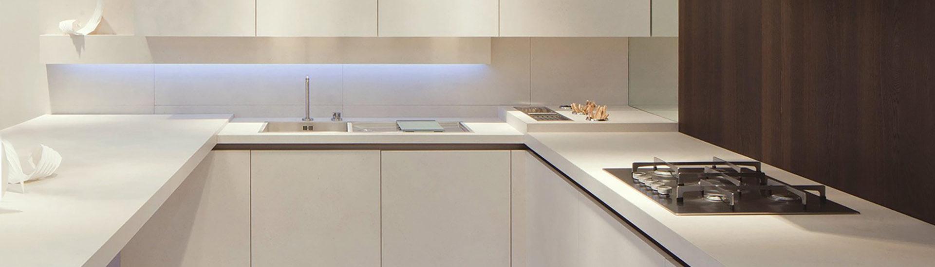 Piano Cucina Kerlite.Top Cucine Gres Porcellanato E Kerlite Prezzi Scontati 80