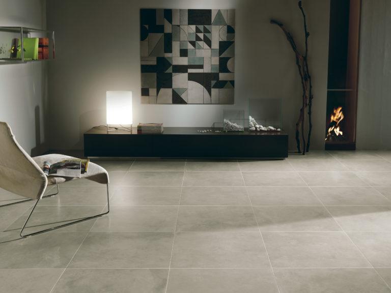 Gres Porcellanato effetto cemento grigio, cotto d'este offerte