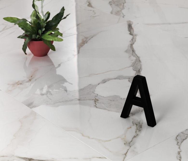 Slimtech calacatta oro timeless marble