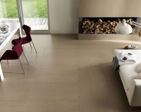 Piastrelle Gres Sottile 3,5mm effetto cemento - Slimtech Brown Arenaria