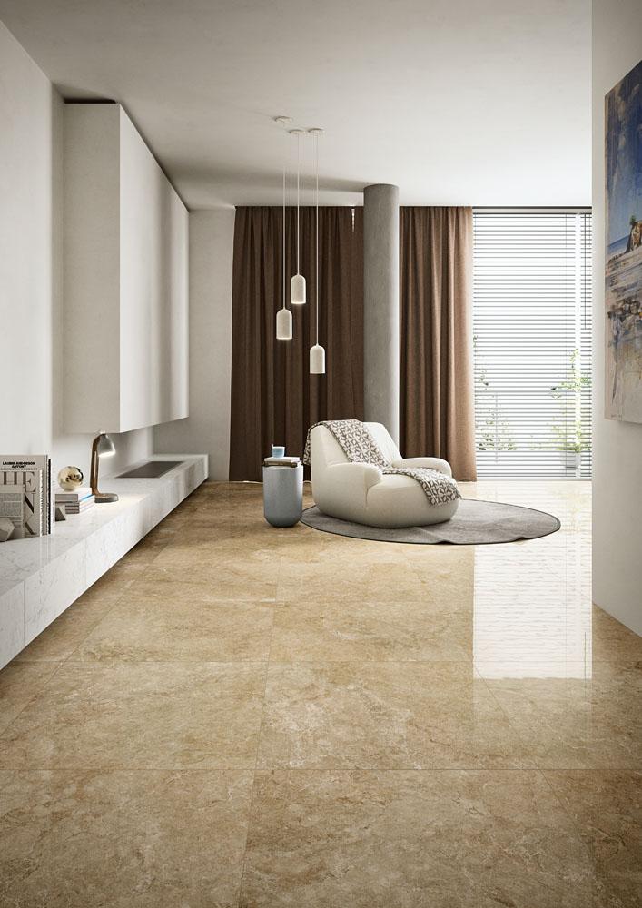 Effetto Marmo, Blustyle marmoris, Gres Porcellanato - Blustyle Emperador 1