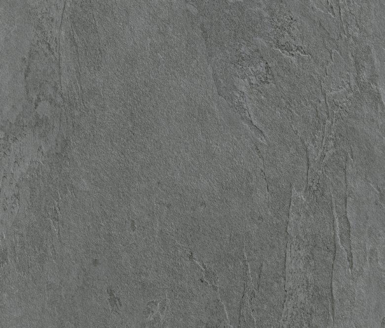 SLIMTECH GRAY FLOW WATERFALL 50X100 - GRES SOTTILE EFFETTO PIETRA NERO