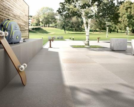Idee per il giardino: lastre per pavimentazione esterna